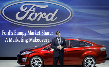 Ford's Bumpy Market Share: A Marketing Makeover?