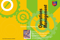Course Case Mapping For Operations Management